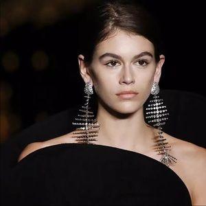 Massive Crystal earrings